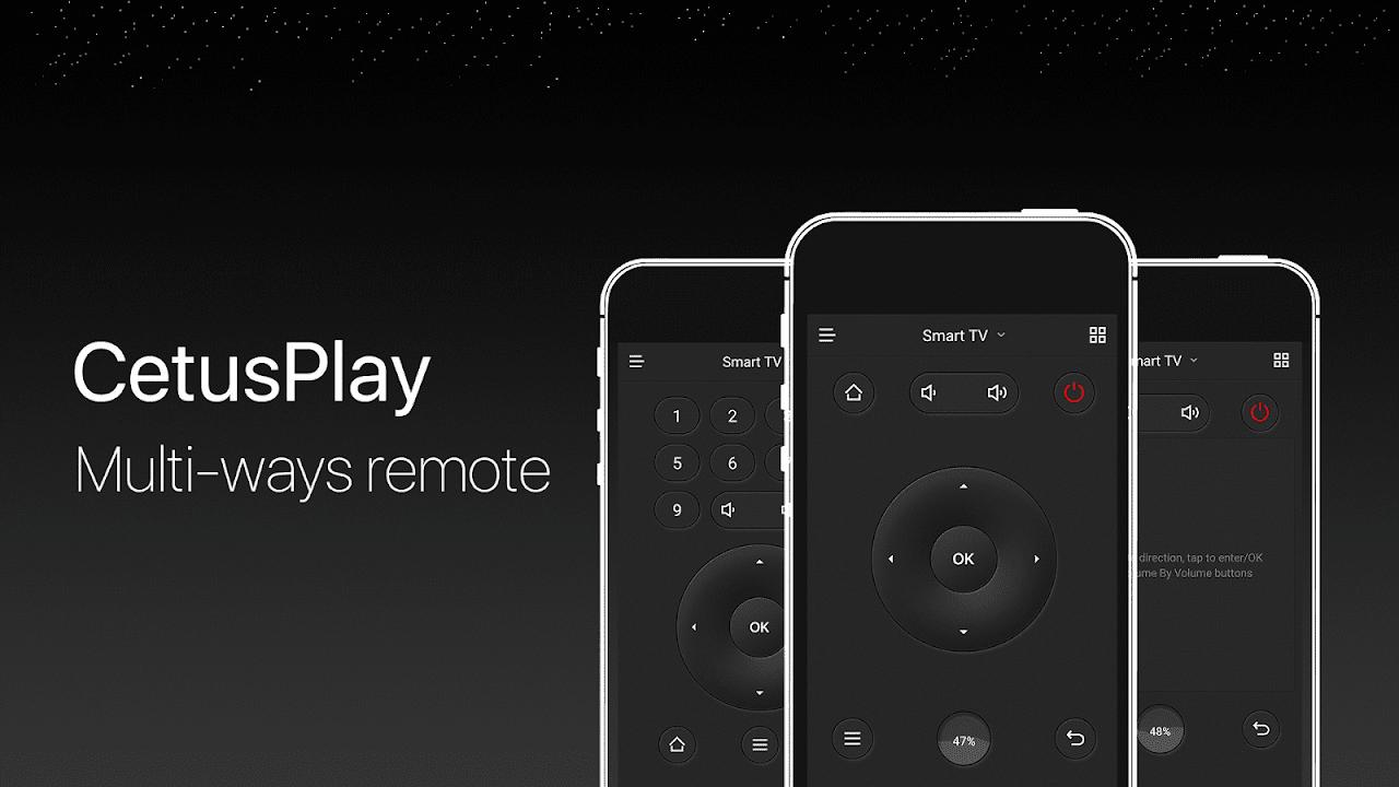 CetusPlay - TV Remote Server Receiver The App Store