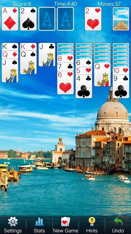 Screenshot Solitaire Card Games APK