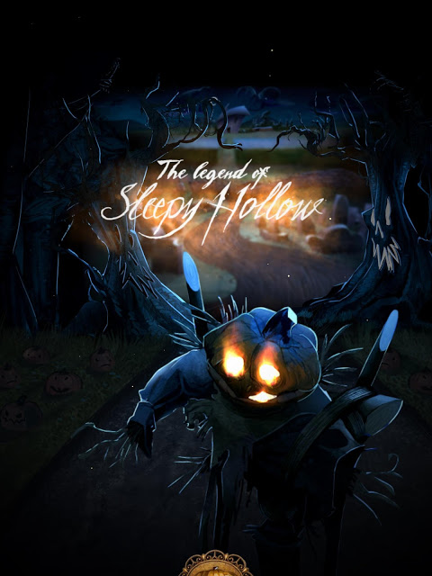 The Legend of Sleepy Hollow (Immersive Experience) The App Store