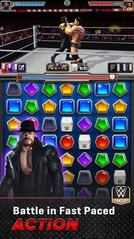 WWE Champions Free Puzzle RPG The App Store