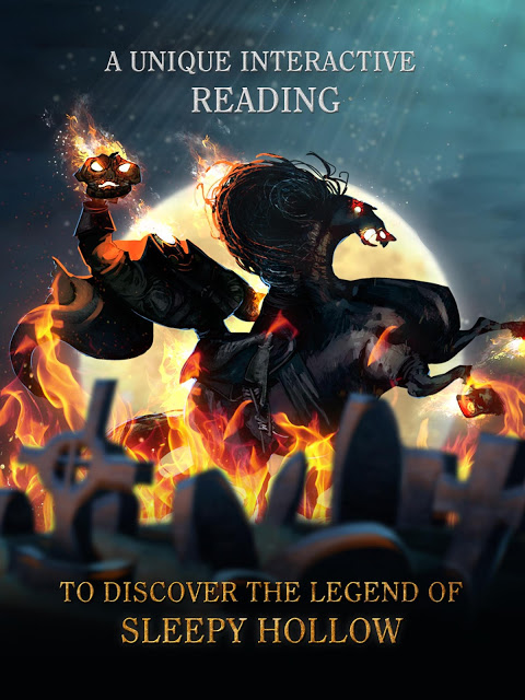 The Legend of Sleepy Hollow (Immersive Experience) The App Store android Code Lads