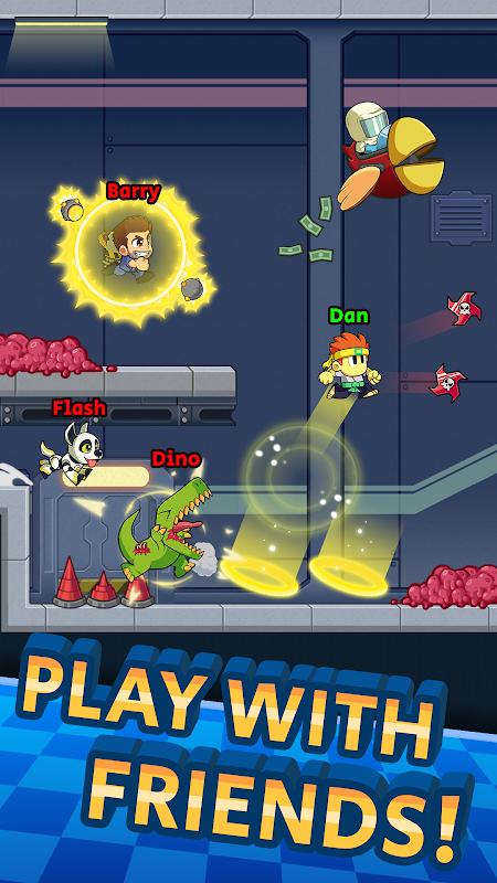 Screenshot Booster Raiders APK