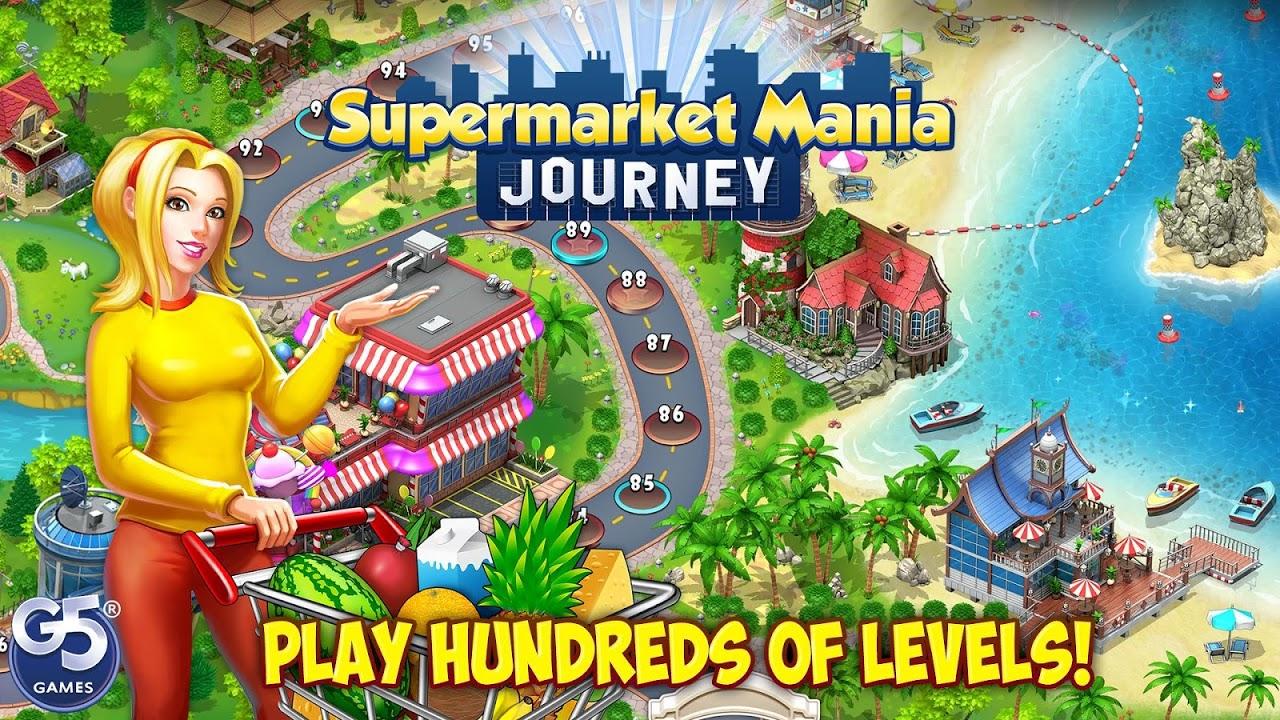 Screenshot Supermarket Mania Journey APK