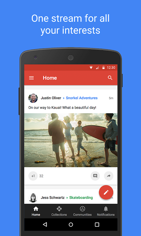 Google+ for G Suite The App Store