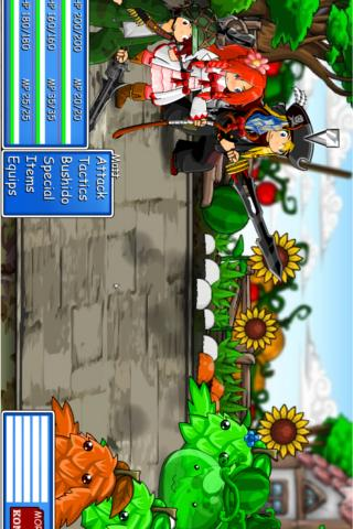 Screenshot Epic Battle Fantasy 3 APK