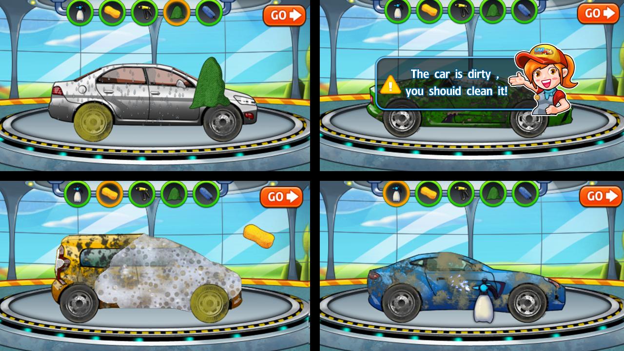Screenshot Car Salon APK