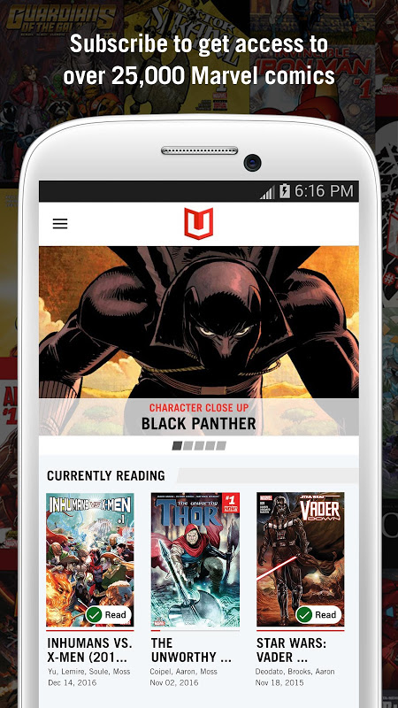 Marvel Unlimited The App Store