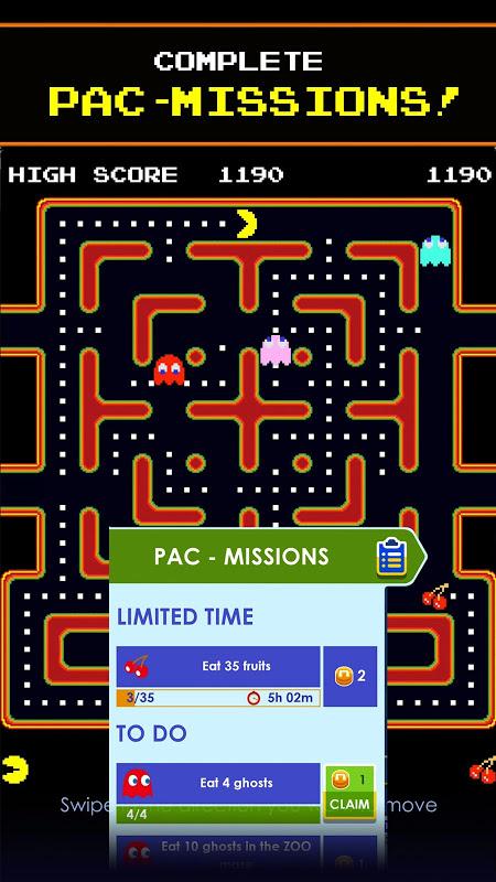 Screenshot PAC-MAN APK