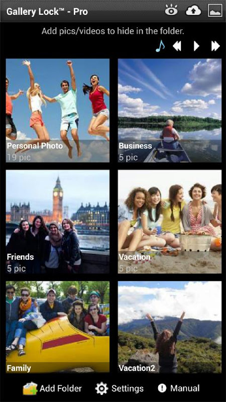 Gallery Lock Pro(Hide picture) The App Store