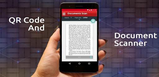 QR Code Scanner & Reader : Documents scanner