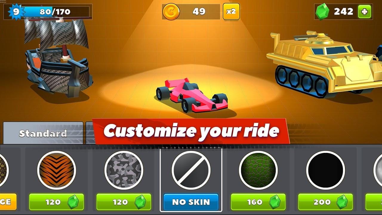 Screenshot Crash of Cars APK