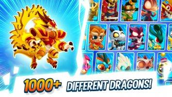 Dragon City Screen