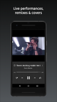 YouTube Music - Stream Songs & Music Videos Screen