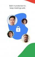 Google Meet Screen
