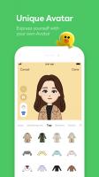 LINE: Free Calls & Messages Screen