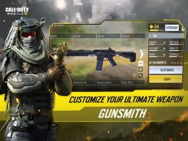 Call of Duty®: Mobile Screen