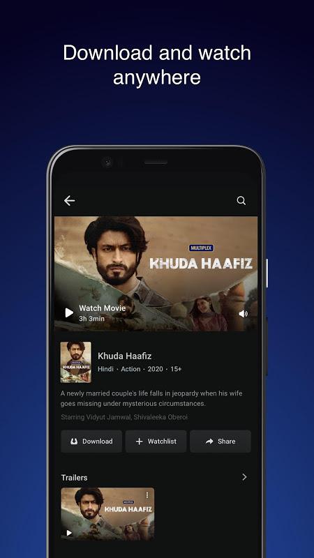 Hotstar – Live Cricket, Movies, TV Shows