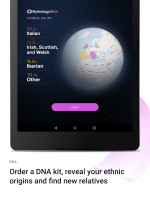 MyHeritage - Family tree, DNA & ancestry search Screen