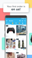 Wish - Shopping Made Fun Screen
