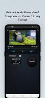 MP3 Audio Cutter Converter Merger & Video to Audio Screen