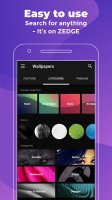 ZEDGE™ Wallpapers & Ringtones Screen