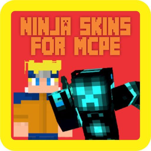 Skins Ninja for MCPE 3.0