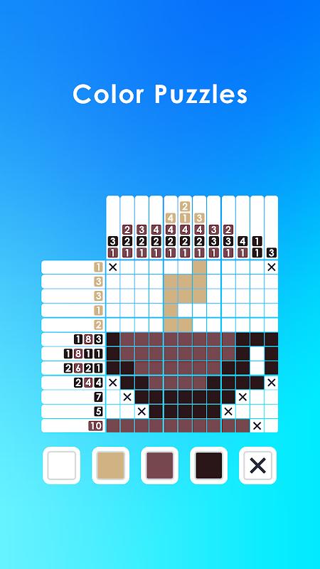 Picture Cross - Nonogram Logic Puzzles