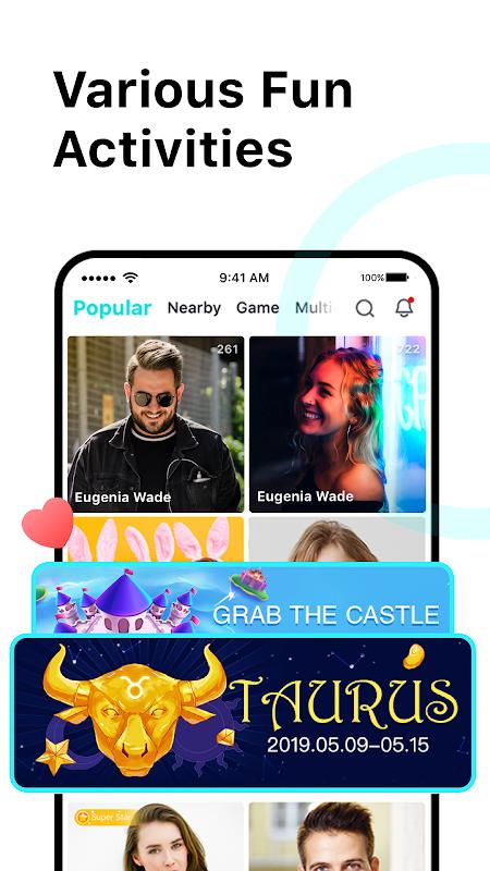 BIGO LIVE - Live Stream, Live Video & Live Chat