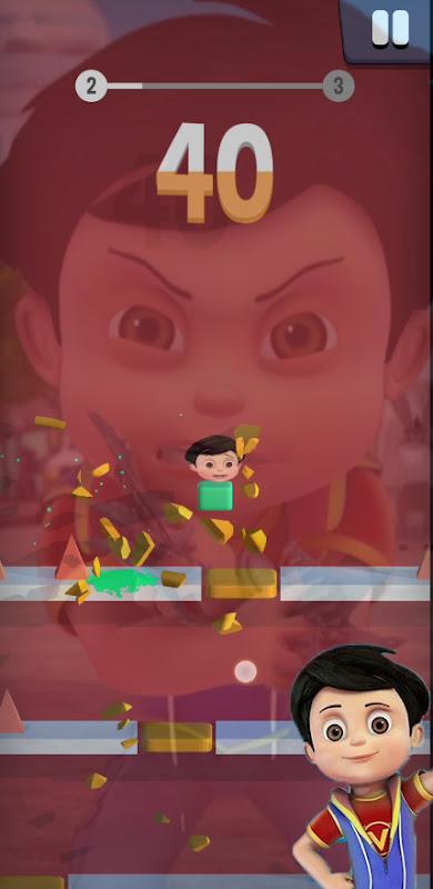vir the robot boy game : Veer Action Game