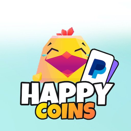Happy Coins CashApp Earn Money Play Games & Survey 1.8