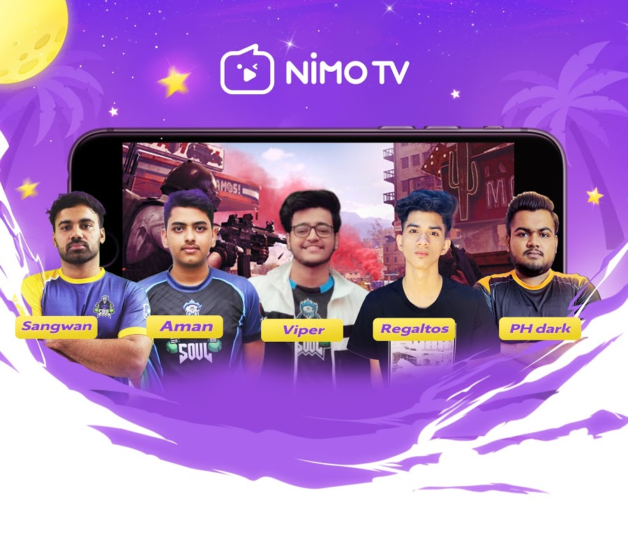 Nimo TV - Live Game Streaming