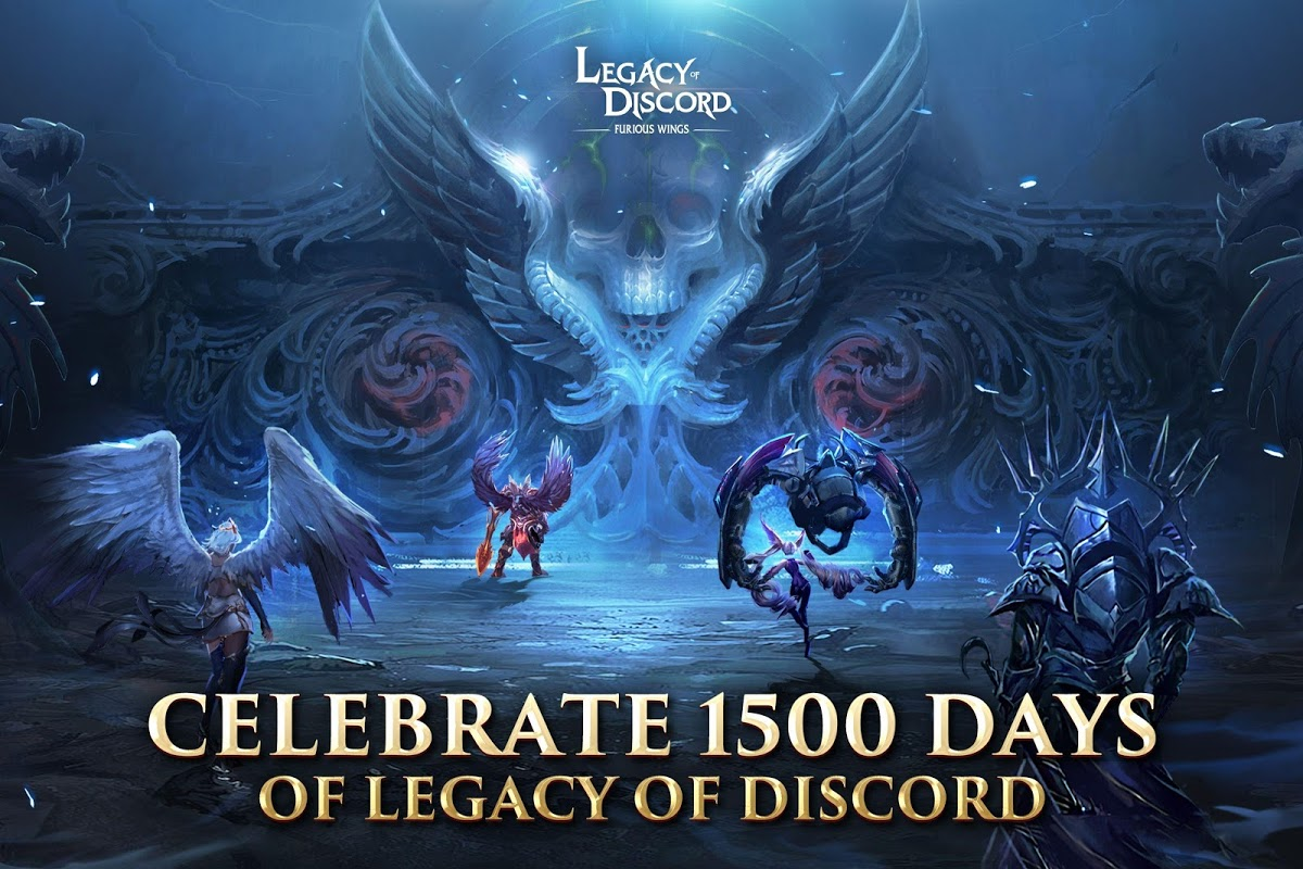 Legacy of Discord-FuriousWings