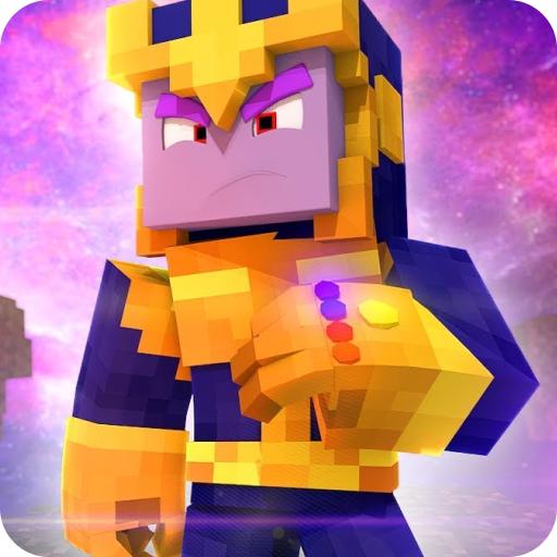 Thanos Mod for Minecraft 1.3