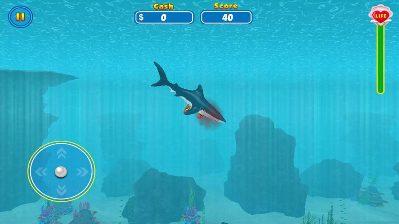 Shark Attack Wild Simulator