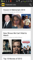IMDb Movies & TV Screen