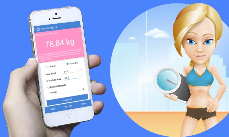 Приложения на смартфон для похудения