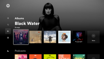 Spotify - Music and Podcasts Screen