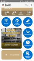 SocUB: the mobile University Screen
