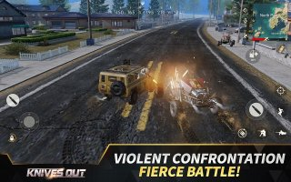 Knives Out-No rules, just fight! Screen