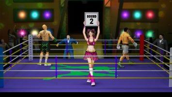 Kick Boxing Games: Boxing Gym Training Master Screen