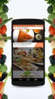 South Indian Recipes Screen