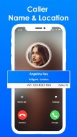 Caller ID Name & Location : Mobile Number Locator Screen