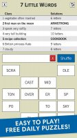 7 Little Words: A fun twist on crossword puzzles Screen