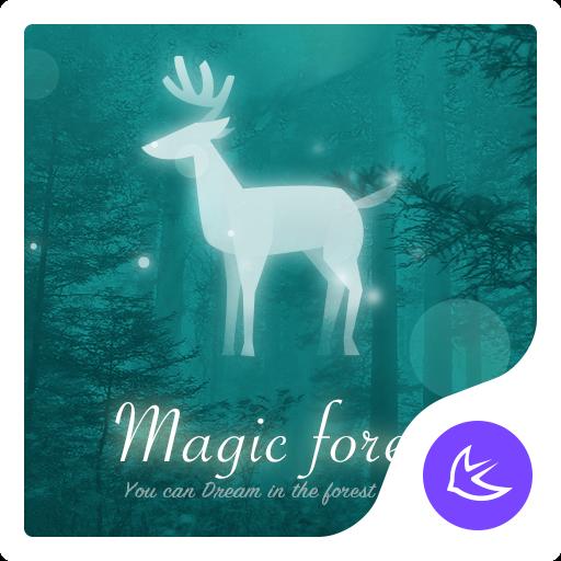 Magic-APUS Launcher theme Apk for Android icon
