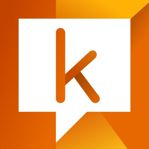 KONVOKO Mass messaging. No SMS no chat Apk for Android icon