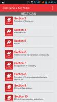 Companies Act 2013 Screen