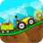 Offroad Tractor Trolley Transport 2D Adventure 19 1.1