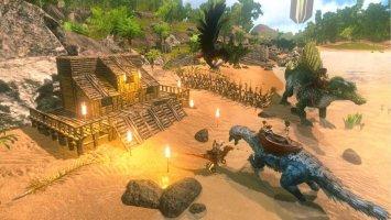 ARK: Survival Evolved Screen