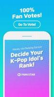 FAN N STAR (K-POP Idols Ranking Votes) Screen