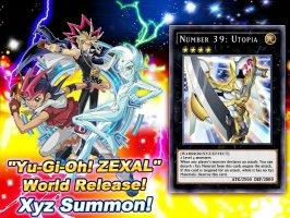 Yu-Gi-Oh! Duel Links Screen